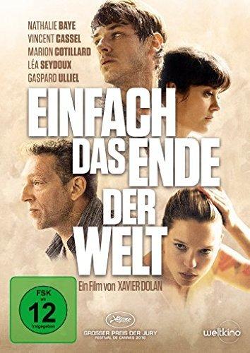 """Gewinnt eine DVD oder BD zum bewegenden Drama """"Einfach das Ende der Welt"""""""