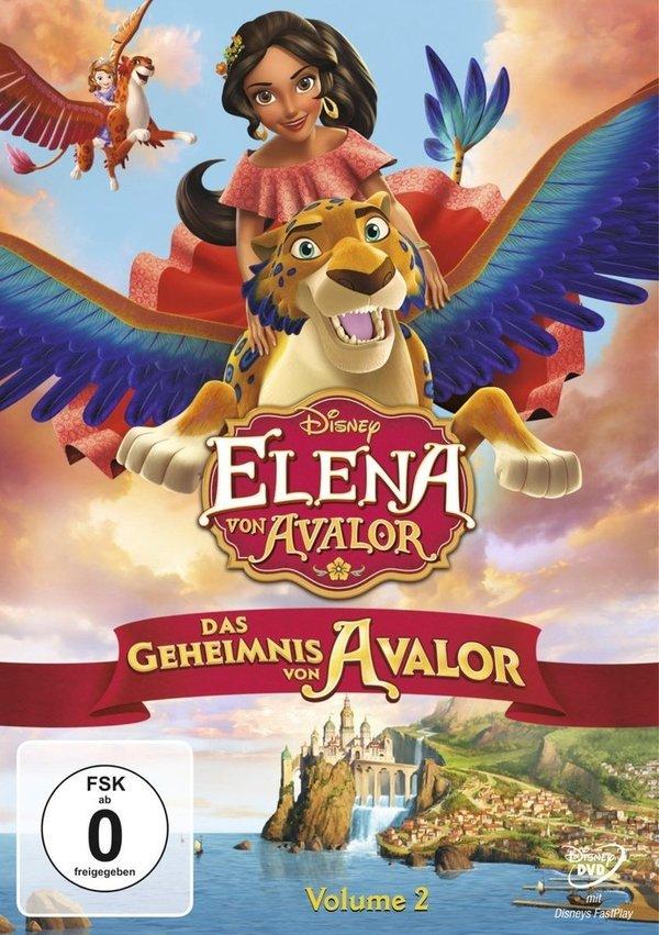 """Gewinnt eine DVD zur Disney-Serie """"Elena von Avalor: Das Geheimnis von Avalor"""" (Volume 2)"""