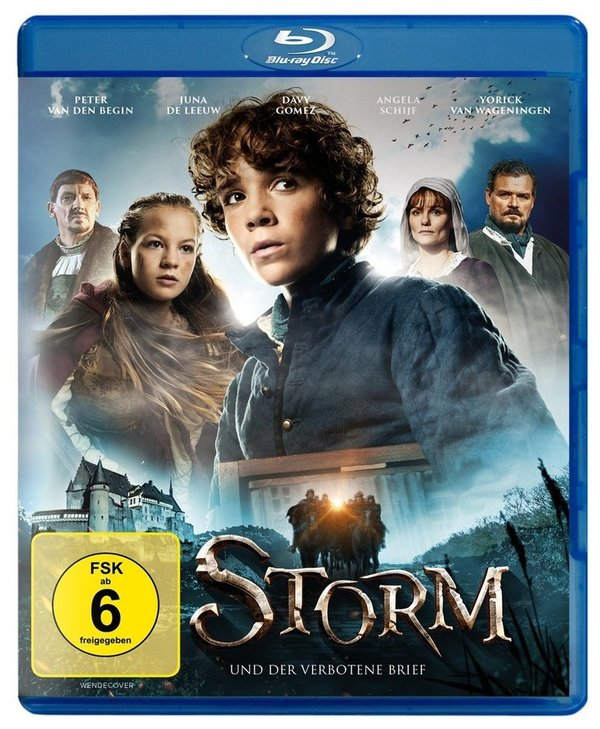 """Gewinnt eine BD zum aufregenden Abenteuerfilm """"Storm und der verbotene Brief"""""""