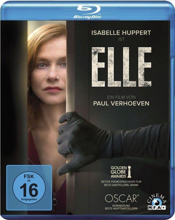 """Gewinnt eine BD zum intensiven Paul Verhoeven Film """"Elle"""""""