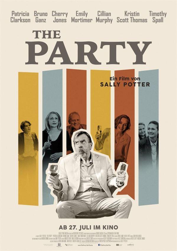 """Gewinnt zum Kinostart des grandiosen """"The Party"""" Kinokarten"""