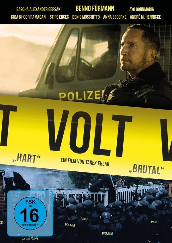 """Wir verlosen """"Volt"""" mit Benno Führmann auf DVD und BD"""