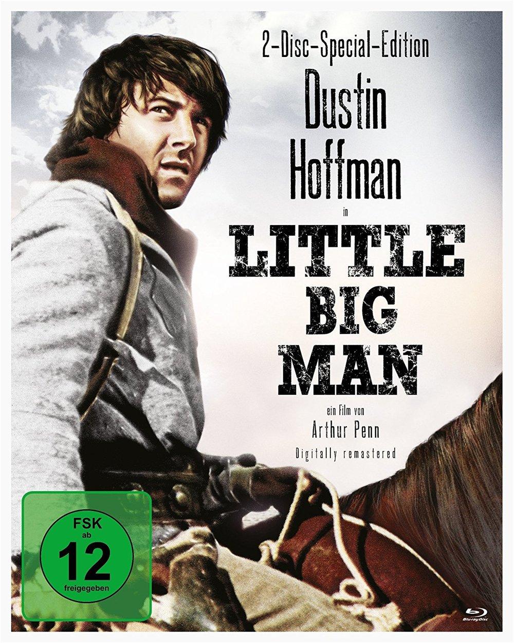 """Wir verlosen den Filmklassiker """"Little Big Man"""" mit Dustin Hoffman auf BD"""