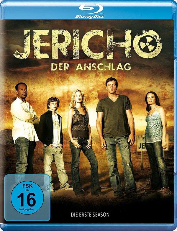 """Gewinnt eine BD zur intensiven und wichtigen Drama-Serie """"Jericho - Der Anschlag"""" - Staffel 1"""