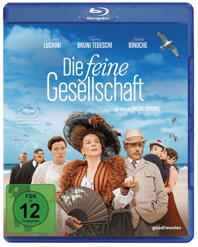 """Gewinnt eine BD zur Bruno Dumont Komödie """"Die feine Gesellschaft"""""""