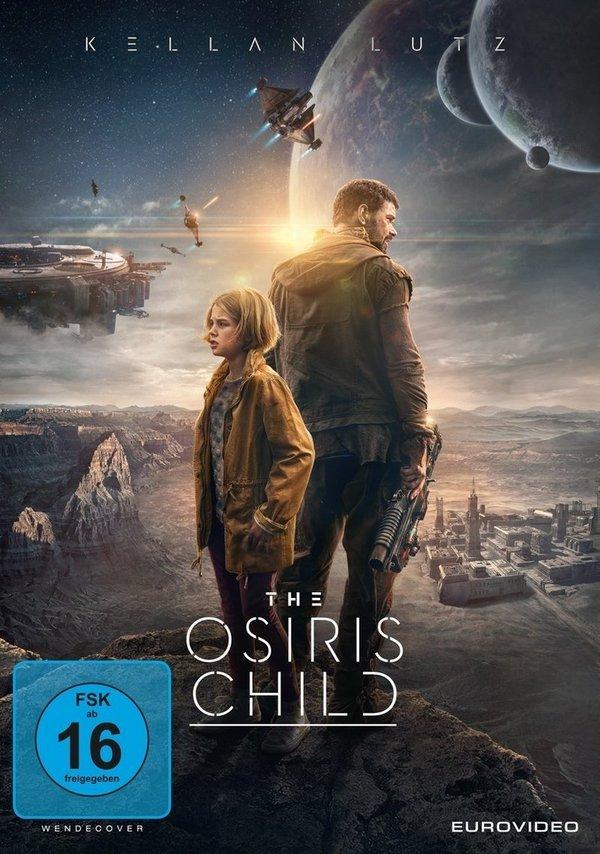 """Wir verlosen den Sci-Fi-Geheimtipp """" The Osiris Child"""" auf DVD und BD"""