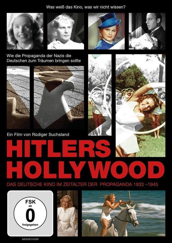 """Doku-Fans aufgepasst: Wir verlosen """"Hitlers Hollywood"""" auf DVD"""