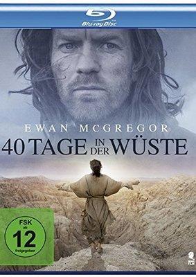 """Ewan McGregor als Jesus: Wir verlosen Blu-rays von """"40 Tage in der Wüste"""""""