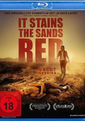 """Zombies in der Wüste: Wir verlosen """"It Stains the Sands Red"""" auf BD"""