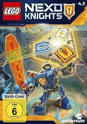 """Wir verlosen Staffel 4.2 von """"LEGO NEXO Knights"""" auf DVD und außerdem noch ein passendes Hörspiel"""
