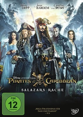 """Gewinnt zum Heimkinostart des Piraten-Abenteuers """"Pirates of the Caribbean: Salazars Rache"""" ein tolles Fan-Paket"""