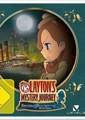 """""""Layton`s Mystery Journey"""": Gewinnt eines von drei Videospielen für den Nintendo 3DS"""