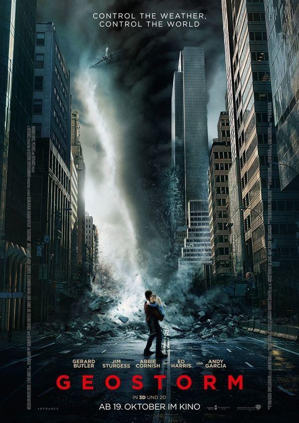 """Zerstörung pur! - Wir verlosen Freikarten zum Katastrophen-Actioner """"Geostorm"""""""