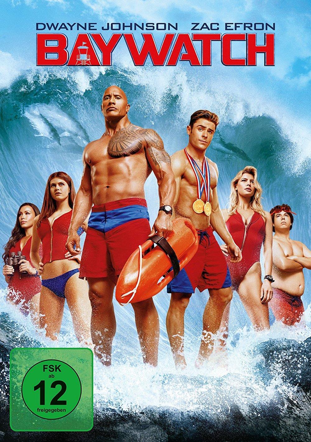 """Sommer, Sonne, Strand und Dwayne Johnson - Wir verlosen """"Baywatch"""" auf DVD"""