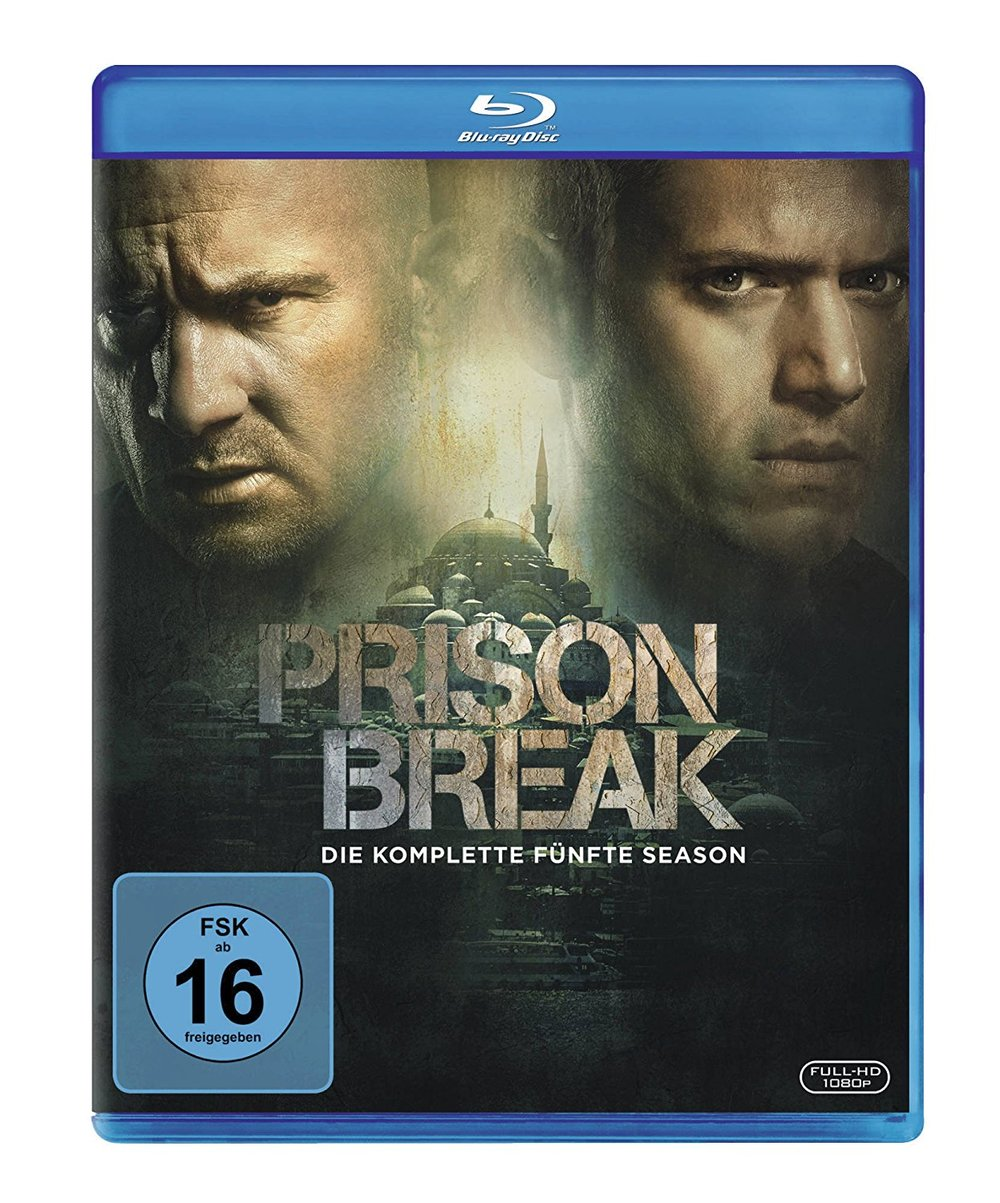 """Macht mit und gewinnt bei uns die fünfte Staffel """"Prison Break"""" auf BD"""