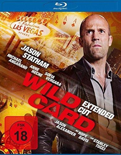 """Wir verlosen den Extended Cut von """"Wild Card"""" mit Jason Statham auf Blu-ray"""