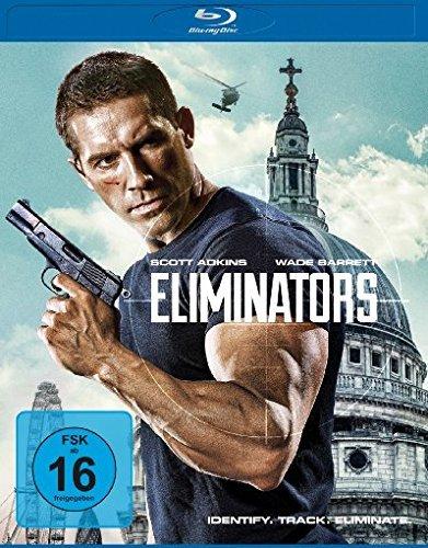 """Scott Adkins prügelt sich durch - Wir verlosen """"Eliminators"""" auf Blu-ray"""