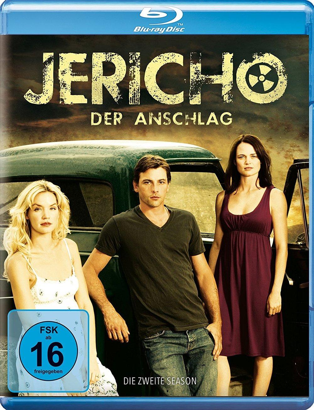 """Wir verlosen Staffel 2 der Serie """"Jericho - Der Anschlag"""" auf Blu-ray"""