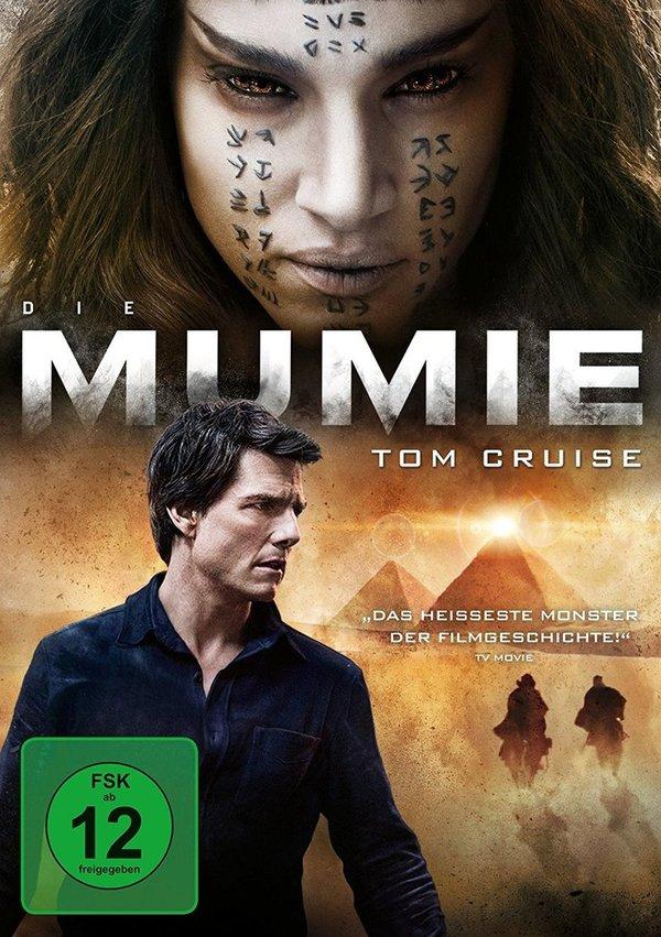 """Wir verlosen """"Die Mumie"""" mit Tom Cruise und Russell Crowe auf DVD und BD"""