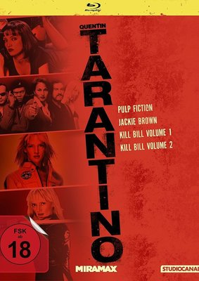 "100% Kult: Wir verlosen die ""Tarantino Collection"" auf Blu-ray"