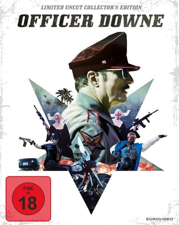 """Gewinnt eine DVD oder BD zum verrückten und provokanten """"Officer Downe"""""""