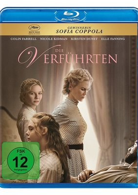 """Wir verlosen eine BD zu Sofia Coppolas """"Die Verführten"""" mit Nicole Kidman und Colin Farrell"""