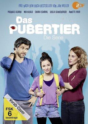 """Die Zeit, in der Eltern schwierig werden: Wir verlosen """"Das Pubertier - Die Serie"""" auf DVD"""