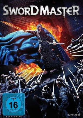 """Erlebt den """"Sword Master"""" in Aktion und gewinnt den Film bei uns auf DVD oder BD"""