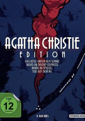 """4 x Hochspannung: Wir verlosen die """"Agatha Christie Edition"""" auf BD und DVD"""