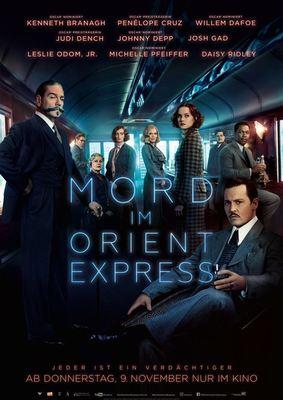 """Zum Kinostart von """"Mord im Orient-Express"""" verlosen wir tolle Fan-Pakete (inkl. Freikarten)"""