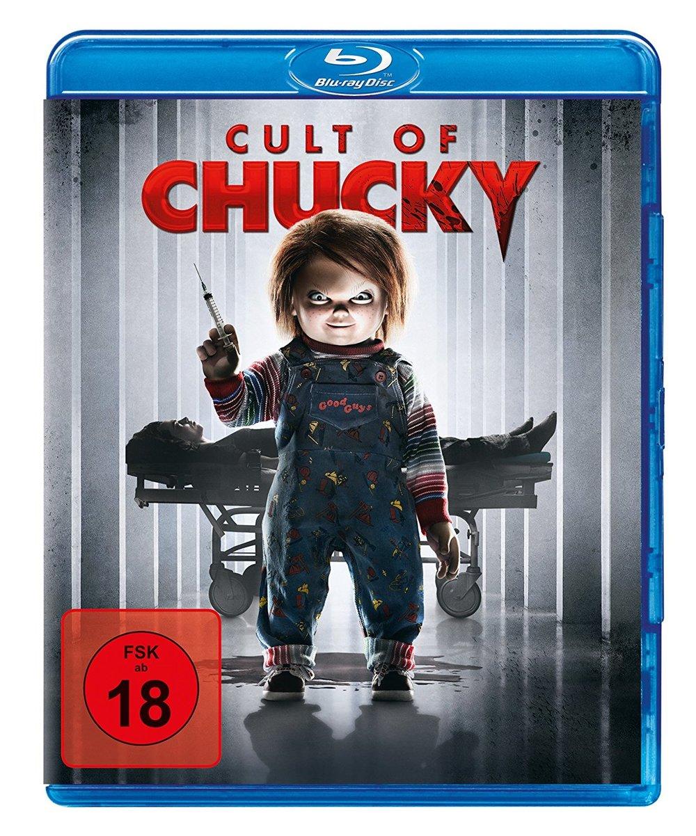 """Diese Puppe ist FSK18! Wir verlosen """"Cult of Chucky"""" auf BD"""