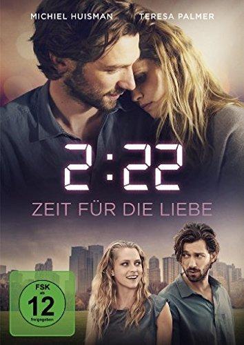 """Mystery meets Romance: Wir verlosen """"2:22 - Zeit für die Liebe"""" auf DVD und BD"""