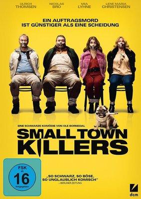 """Wir verlosen die schwarzen Komödie """"Small Town Killers"""" auf DVD und BD"""