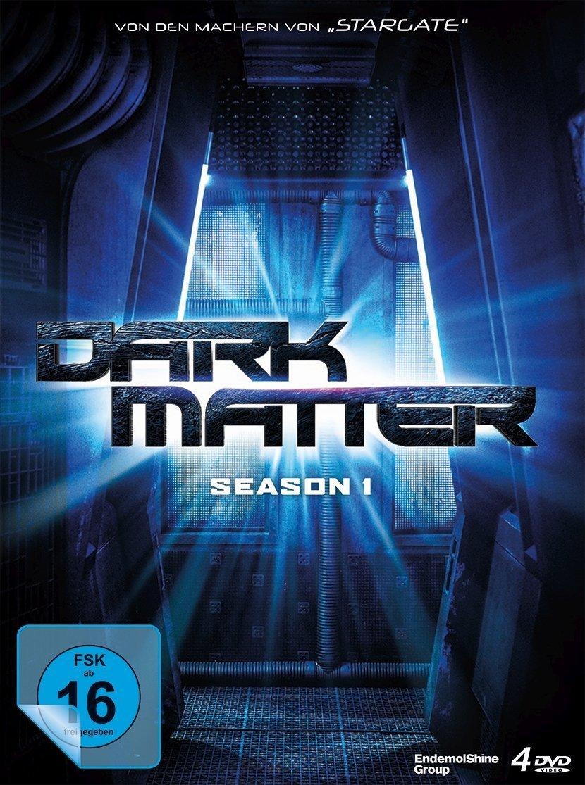 """""""Dark  Matter"""": Wir verlosen die erste Staffel der neuen Serie der """"Stargate""""-Macher auf DVD und BD"""