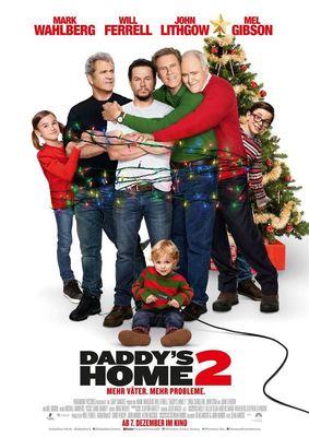 """Lust auf eine Pressevorführung? Paramount lädt euch zu den PVs zu """"Daddy's Home 2 - Mehr Väter, mehr Probleme!"""" ein!"""