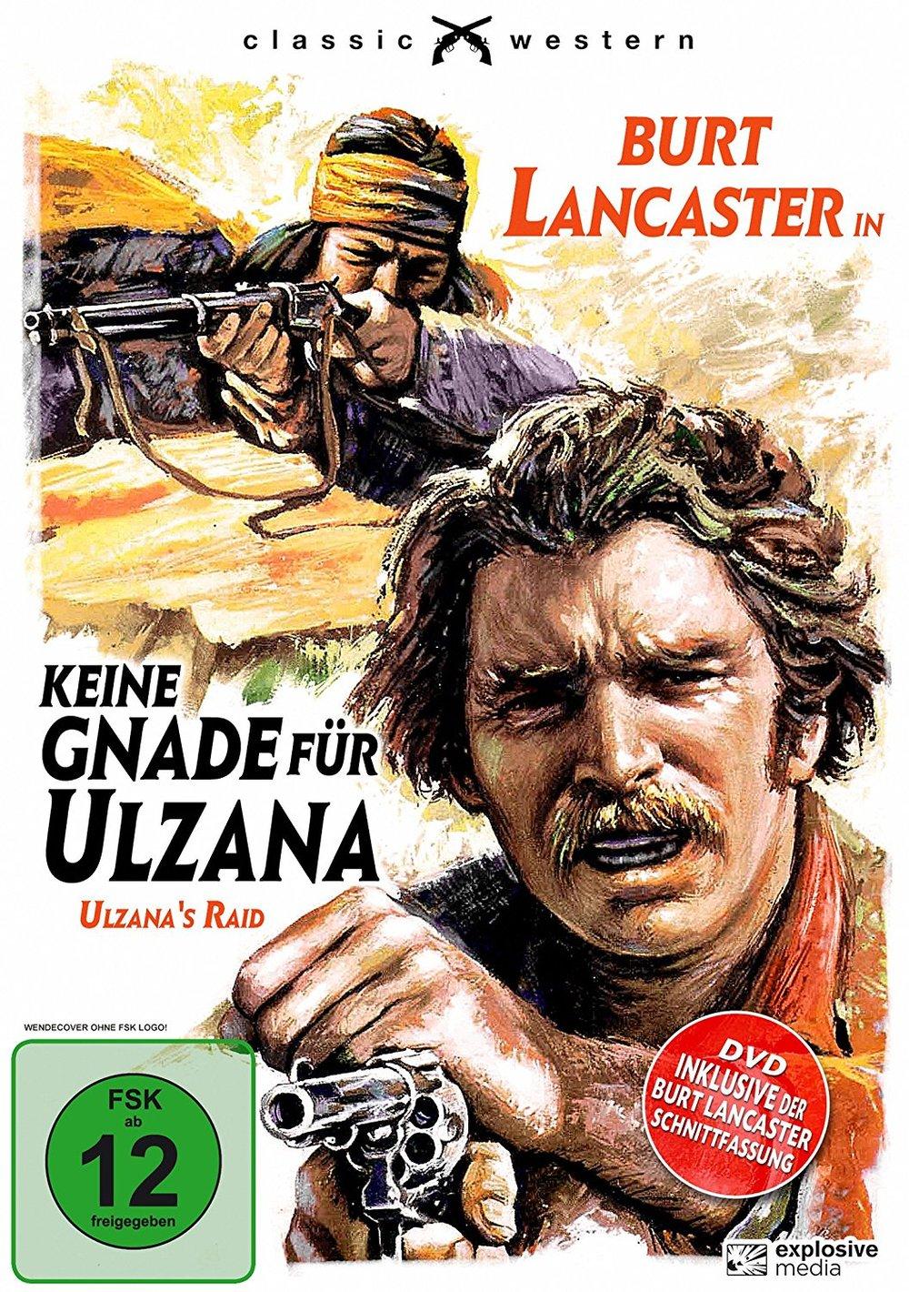 """Gewinnt den Western-Klassiker """"Keine Gnade für Ulzana"""" auf DVD"""