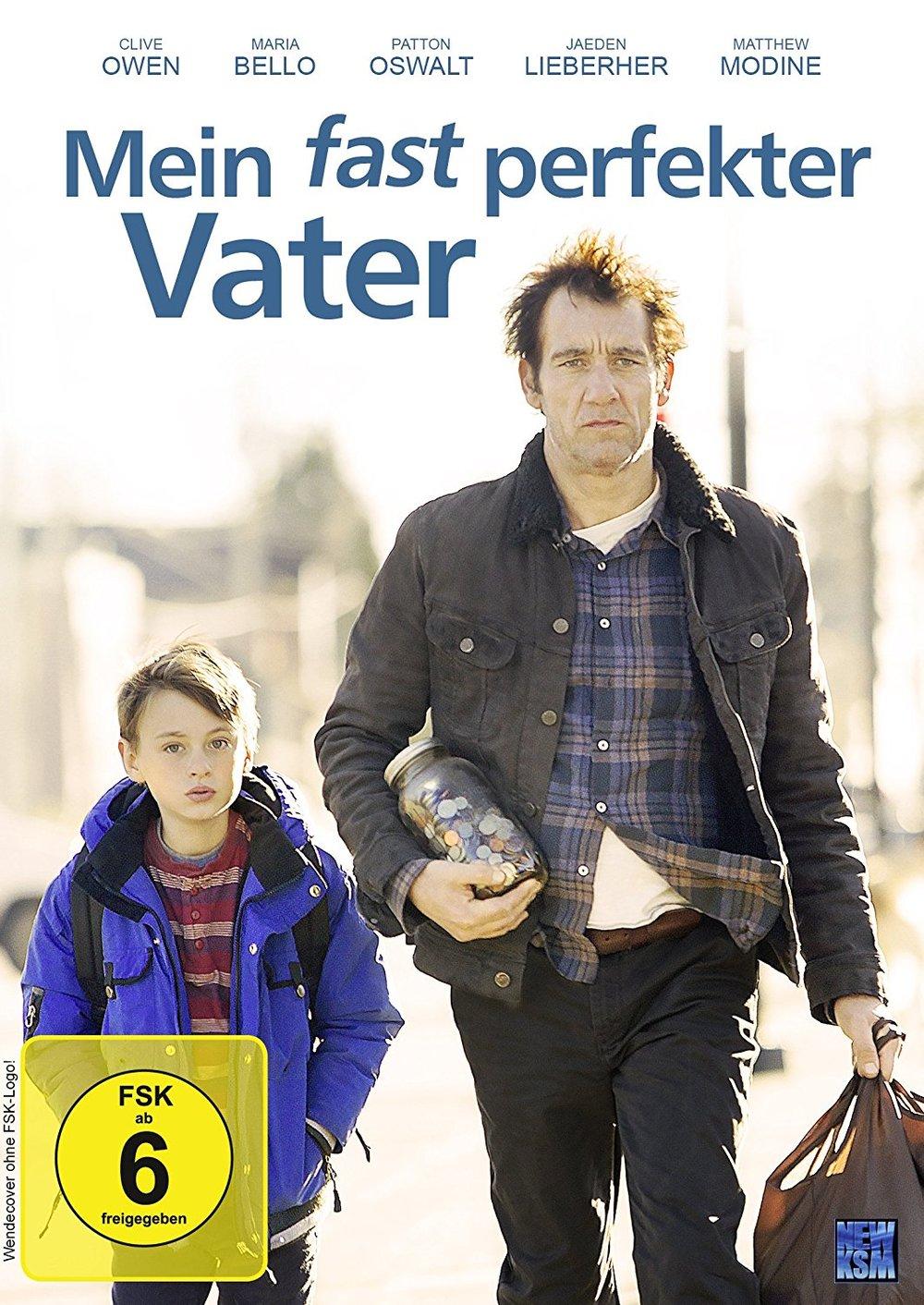 """Gewinnt eine DVD oder BD zur Komödie """"Mein fast perfekter Vater"""""""