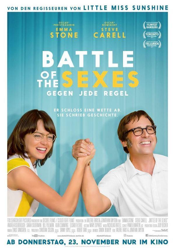 """Zum Kinostart von """"Battle Of The Sexes - Gegen jede Regel"""" verlosen wir tolle Fan-Pakete (inkl. Freikarten)"""