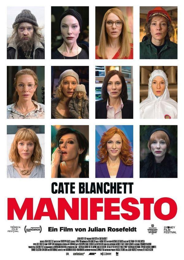 """Wandelbar: Zum Kinostart von """"Manifesto"""" verlosen wir tolle Fan-Pakete (inkl. Freikarten)"""