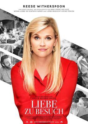 """Zum Kinostart der Reese Witherspoon Komödie """"Liebe zu Besuch"""" verlosen wir tolle Fan-Pakete (inkl. Freikarten)"""
