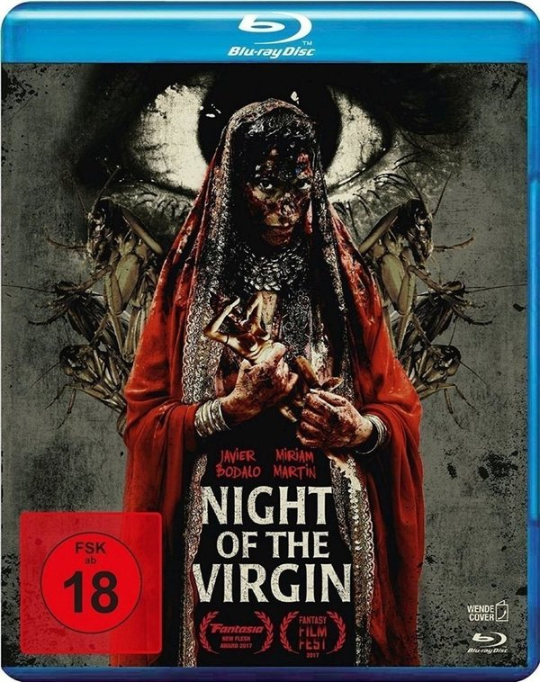 "Gewinnt eine BD zum Trash-Horror-Highlight ""Night of the Virgin"""
