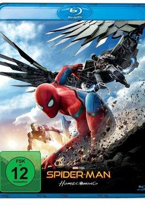 """Gewinnt eine BD zum Marvel-Hit """"Spider-Man Homecoming"""""""
