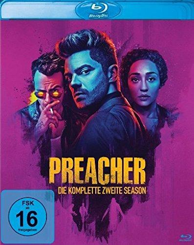 """Gewinnt eine BD zur hervorragenden Fantasy-Mix-Serie """"Preacher"""" - Die komplette zweite Season"""
