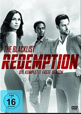 """Gewinnt eine DVD zur Spin-Off-Serie """"The Blacklist: Redemption"""" - Die komplette erste Season"""