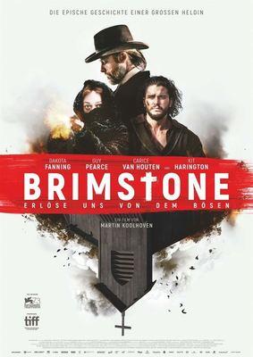 """Zum Kinostart des eiskalten Westerns """"Brimstone"""" verlosen wir Freikarten"""