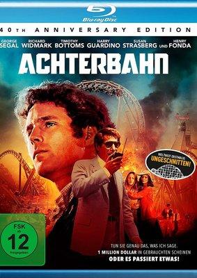 """Gewinnt eine BD zum Kult-Film """"Achterbahn"""" - 40th Anniversary Edition"""