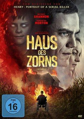 """Gewinnt eine DVD oder BD zum Mystery-Horror """"Haus des Zorns - The Harvest"""""""