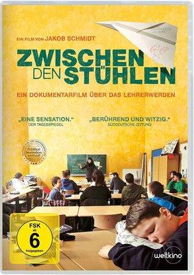 """Wir verlosen die Lehrer-Doku """"Zwischen den Stühlen"""" auf DVD"""
