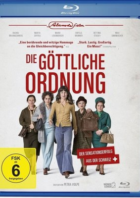 """""""Die göttliche Ordnung"""": Wir verlosen die 68er-Komödie auf BD"""