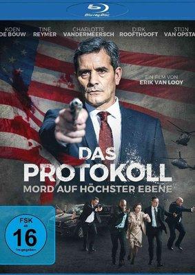 """Die Belgier können auch Thriller: Wie verlosen """"Das Protokoll - Mord auf höchster Ebene"""" auf BD"""